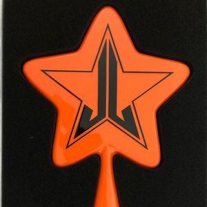 Jeffree Star Orange Halloween Hand Mirror